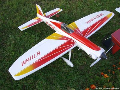 Mace R2 Shark control line F2B aerobatic model of Andrey Yatsenko